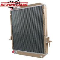 3 ROW Aluminium Radiator FOR Isuzu NPR NPR400/NPR300 NQR300 4.8L Manual 1999-0N