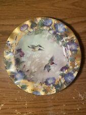 "Bradford Exchange Collector's Plate Lena Liu's ""Glorious Morning�"