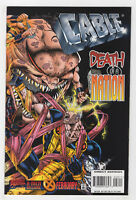 Cable #28 (Feb 1996, Marvel) [Sugar Man] Jeph Loeb Wilfred Santiago ph