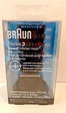 Braun Series 3 Beard Trimmer Head + 5 Combs, BT32 Styling Attachment - UT