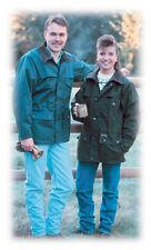 Driza-Bone Aussie Ranger Oilskin Oilcloth Jacket Made in Australia - Small