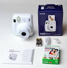 Fujifilm Instax Appareil Mini 11 Blanc garanti 2 ans