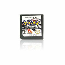 HOT Pokemon Platinum Version Game Card For Nintendo 3DS NDSI NDS NDSL Lite Gift