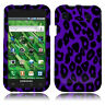 For Samsung Galaxy S 4G Vibrant T959 T959V HARD Case Phone Cover Purple Leopard