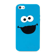 Sesame Street Cookie Monster Silicone Case for iPhone 5 / 5S