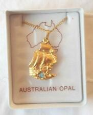 Opal Pendant Vintage & Antique Jewellery