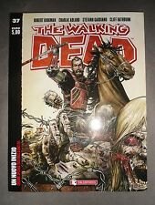 THE WALKING DEAD Numero 37 Variant LUCCA COMICS 2015 Saldapress Limited Edition