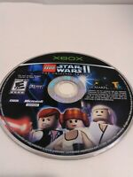 lego star wars ii: The original Trilogy for XBOX DISC ONLY Tested Fast Shipping