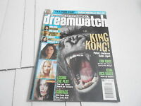 #15 DREAMWATCH science fiction tv  magazine (UNREAD) KING KONG