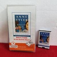 Digging to America by Anne Tyler  PLAYAWAY AUDIO book audiobook unabridged ann