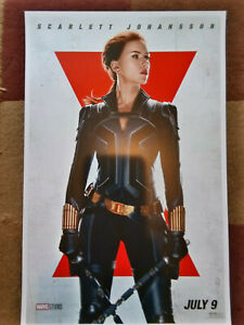 "Black Widow ( 11"" x 17"" ) Movie Collector's Poster Print (T8) - B2G1F"