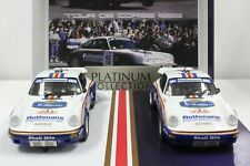 SLOTWINGS RW044-01 RESIN PORSCHE 911SC ROTHMAN TOUR DE COURSE 1/32 SLOT CAR SET