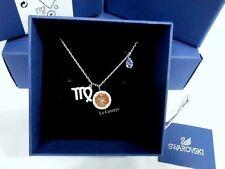 5349224 Swarovski Zodiac Pendant, Virgo, Violet, RHD, Crystal Authentic JP