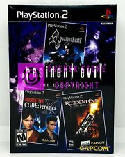 Resident Evil: The Essentials - PS2 - Brand New | Factory Sealed