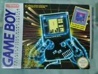NINTENDO GAMEBOY DMG-01 Game Boy Boxed with Tetris, Link Lead and Headphones