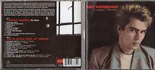 NIK KERSHAW 2 CD HYUMAN RACING + REMIX anno 2012 FUORI CATALOGO 22 tracce