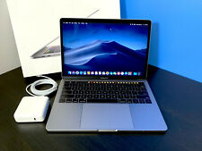 """MACBOOK PRO 13"""" RETINA TOUCH BAR / SPACE GRAY / NEW SCREEN / WARRANTY / OS2019!"""