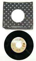 """Don King """"I've Got You"""" """"Diamond REO Cowboy"""" 45 RPM 7"""" Vinyl 1977 Con Brio"""