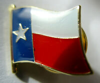 Anstecker Pin Texas Amerika Fahne Lone Star USA