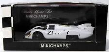 Voitures des 24 Heures du Mans miniatures MINICHAMPS pour Porsche