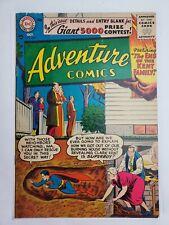 Adventure Comics #229 DC Comics 1956 1st App. Topo