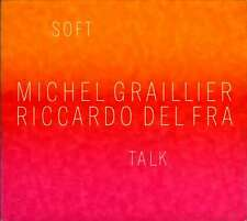 MICHEL GRAILLIER & RICCARDO DEL FRA  talk  / DIGIPACK SKETCH  2000