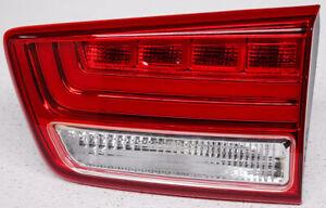OEM Kia Sedona Right Passenger Side LED Tail Lamp Lens Crack