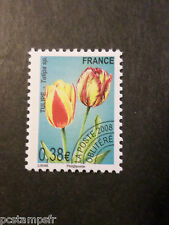 FRANCE 2008, timbre préoblitéré 254, FLEURS, TULIPE, neuf**, MNH STAMP FLOWERS