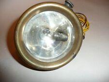 Vintage CAV sidelamp 120mm dia