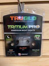 New Truglo Tritium Pro Sight Glock 42 & 43 Handgun Night Sight TG231G1AC