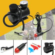 Portable 300PSI 12V Mini Air Compressor Pump Auto Car Electric Tire Infloator
