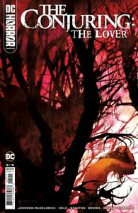 DC HORROR PRESENTS THE CONJURING THE LOVER #5 - Cover A - NM - Presale 10/05