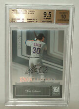 2007 Elite Extra Edition Chris Davis RC AUTO Graded BGS 9.5/10 Autograph Rookie