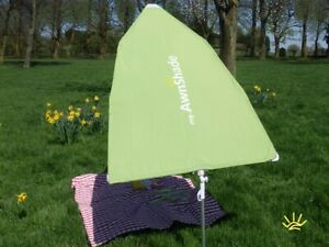 my-AwnShade Portable Sun Shelter, Canopy, Awning, umbrella, Tent, Sun protection