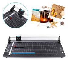 24 Paper Cutter Manual Rotary Precision Paper Trimmer Photo Film Cut Machine