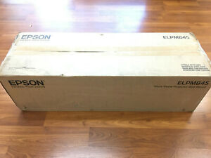 Epson ELPMB45 Short-Throw Wall Mount For Projector V12H706020 *NEW*