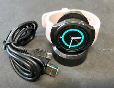 Samsung Gear S2 Smartwatch  Activity Tracker SM-R720 Gray Case Good Battery Nice