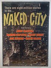 Naked City - Box Set 1 (DVD, 2005, 3-Disc Set) - FACTORY SEALED