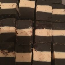The Fudge Factory Oreo Cookie Fudge 200g. Retro Sweets, Fudge. Free Delivery.
