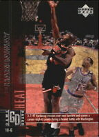 1997-98 Upper Deck Game Dated Memorable Moments Basketball Card #66 Tim Hardaway