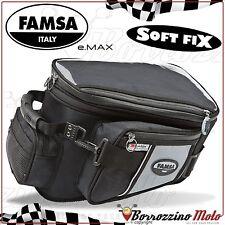 FA244/37 SACOCHE DE RESERVOIR FAMSA E-MAX STD POUR SUZUKI GSX-R 600 2006-2007