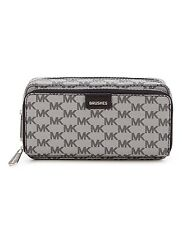 MICHAEL Michael Kors Studio Mercer Double-Zip Travel Pouch - Make-Up