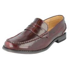 Chaussures habillées bordeaux pour homme pointure 42