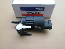 RENAULT MEGANE & MEGANE SCENIC 1.6 FRONT & REAR WASHER PUMP UNIPART GWW 5034 NEW