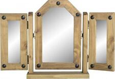Pine Frame Farmhouse Decorative Mirrors