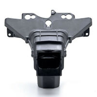 Front Upper Headlight Fairing Bracket Stay For Kawasaki Ninja ZX6R 2009-2012 11