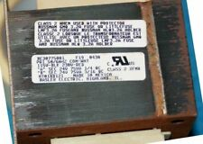 BASLER ELECTRIC TRANSFORMER HT01BD121 BE30775001 P19 24v 75va bb