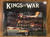 Kings Of War: Forces Of The Abyss Mega Army