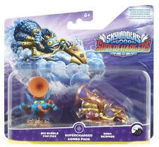 Skylanders Superchargers- Characters Set -Dual Pack 3 - Pop Fizz ˛/ Soda Skimmer