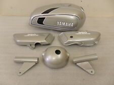 YAMAHA RD350B RD250B 1975 FULL PAINTWORK DECAL KIT